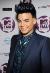 attends the MTV Europe Music Awards 2011 at the Odyssey Arena on November 6, 2011 in Belfast, Northern Ireland.