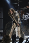 AMERICAN IDOL: Aerosmith performs during the season 11 AMERICAN IDOL GRAND FINALE at the Nokia Theatre on Weds. May 23, 2012 in Los Angeles, California.  CR: Michael Becker/FOX