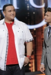 AMERICAN IDOL: Jeremy Rosado is eliminated on AMERICAN IDOL airing Thursday, March 8 (8:00-10:00 PM ET/PT) on FOX. CR: Michael Becker / FOX.