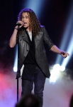 AMERICAN IDOL: DeAndre Brackensick performs in front of the Judges on AMERICAN IDOL airing Wednesday, March 28 (8:00-10:00 PM ET/PT) on FOX. CR: Michael Becker / FOX.