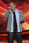 AMERICAN IDOL: Jeremy Rosado performs in front of the Judges on AMERICAN IDOL airing Wednesday, March 7 (8:00-10:00 PM ET/PT) on FOX. CR: Michael Becker / FOX.