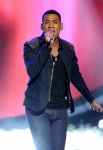 AMERICAN IDOL: Joshua Ledet performs in front of the judges on AMERICAN IDOL airing Wednesday, May 16 (8:00-10:00 PM ET/PT) on FOX. CR: Michael Becker / FOX.