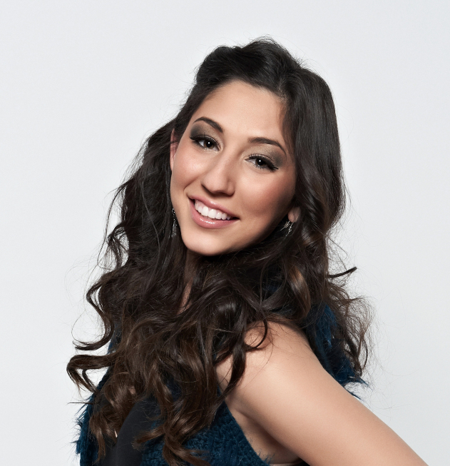 AMERICAN IDOL: TOP 24 SEMIFINALISTS: Brielle Von Hugel, 17. Staten Island, NY. CR: Michael Becker / FOX.
