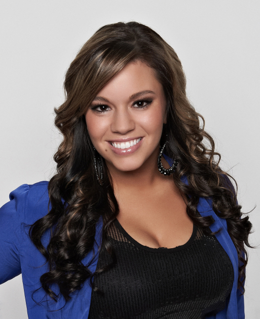 AMERICAN IDOL: TOP 24 SEMIFINALISTS: Chelsea Sorrell, 23. Stockesale, NC. CR: Michael Becker / FOX.