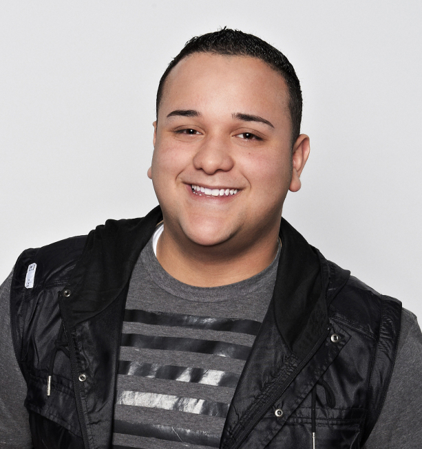 AMERICAN IDOL: TOP 24 SEMIFINALISTS: Jeremy Rosado, 19. Valrico, FL. CR: Michael Becker / FOX.