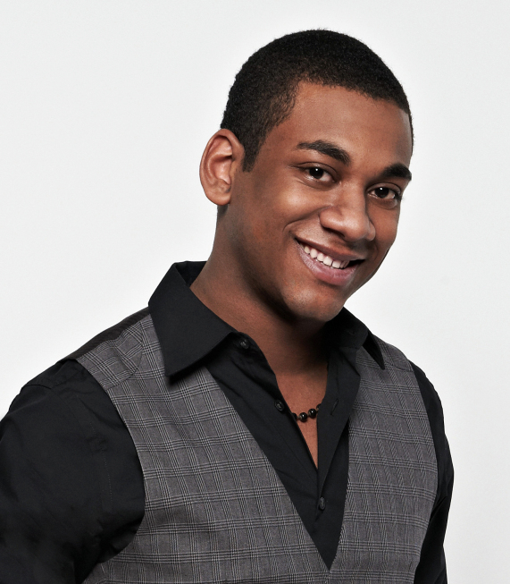 AMERICAN IDOL: TOP 24 SEMIFINALISTS: Joshua Ledet, 19. Westlake, LA. CR: Michael Becker / FOX.