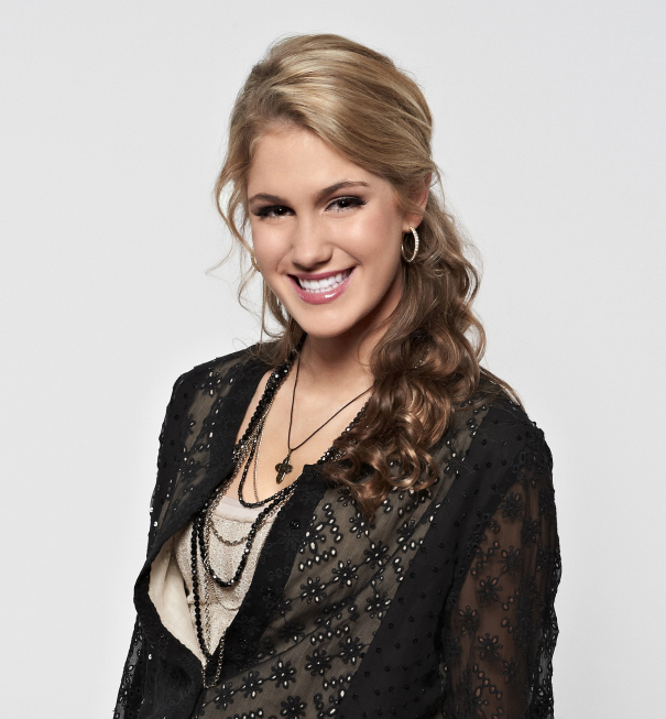 AMERICAN IDOL: TOP 24 SEMIFINALISTS: Shannon Magrane, 16. Tampa, FL. CR: Michael Becker / FOX.
