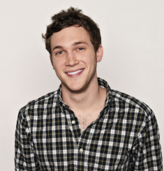 AMERICAN IDOL: TOP 24 SEMIFINALISTS: Phillip Phillips, 21. Leesburg, GA. CR: Michael Becker / FOX.