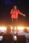 AMERICAN IDOL: Candice Glover performs on AMERICAN IDOL Wednesday, May 15,  (8:00-9:00 PM ET/PT) on FOX. CR: Ray Mickshaw / FOX. © Copyright 2013 FOX BROADCASTING.