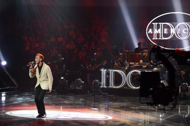 AMERICAN IDOL: Devin Velez. performs in the Sudden Death Round of AMERICAN IDOL airing Thursday, Feb. 21 (8:00-10:00PM ET/PT) on FOX. CR: Michael Becker / FOX. Copyright / FOX.