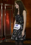 American Idol: Top 40: Juliana Chahayed, 15, from Woodland Hills, CA. ©2013 Fox Broadcasting Co. CR: Michael Becker / FOX.