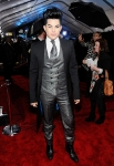 LOS ANGELES, CA - NOVEMBER 20: Singer Adam Lambert arrives at the 2011 American Music Awards held at Nokia Theatre L.A. LIVE on November 20, 2011 in Los Angeles, California. (Photo by Frazer Harrison/AMA2011/Getty Images for AMA) *** Local Caption *** Adam Lambert;