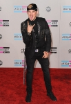 LOS ANGELES, CA - NOVEMBER 20: Singer James Durbin arrives at the 2011 American Music Awards held at Nokia Theatre L.A. Live on November 20, 2011 in Los Angeles, California. (Photo by Jordan Strauss/WireImage) *** Local Caption *** James Durbin;