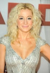 NASHVILLE, TN - NOVEMBER 09: Kellie Pickler attends the 45th annual CMA Awards at the Bridgestone Arena on November 9, 2011 in Nashville, Tennessee. (Photo by Jemal Countess/WireImage) *** Local Caption *** Kellie Pickler;