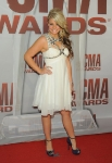 NASHVILLE, TN - NOVEMBER 09: Lauren Alaina attends the 45th annual CMA Awards at the Bridgestone Arena on November 9, 2011 in Nashville, Tennessee. (Photo by Jemal Countess/WireImage) *** Local Caption *** Lauren Alaina;