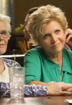 GLEE: Patty Duke (L) and Meredith Baxter (R) guest-star in the