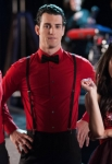 GLEE: American Idol Season 11 finalist Jessica Sanchez (R) guest -stars in the