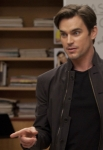 "GLEE: Blaine's older brother Cooper (guest star Matt Bomer) teaches an acting master class to the glee club in ""Big Brother,"" the Spring Premiere episode of GLEE airing Tuesday, April 10 (8:00-9:00 PM ET/PT) on FOX. ©2012 Fox Broadcasting Co. Cr: Adam Rose/FOX"