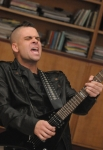 "GLEE: Puck (Mark Salling) performs in the ""Choke"" episode of GLEE airing Tuesday, May 1 (8:00-9:00 PM ET/PT) on FOX. ©2012 Fox Broadcasting Co. Cr: Mike Yarish/FOX"