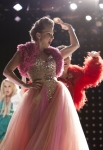 GLEE: Brittany (Heather Morris) dresses up for