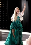 GLEE: Kitty (Becca Tobin) dresses up for
