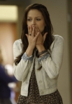 GLEE: Marley (Melissa Benoist) is surprised in the all-new
