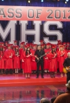 """GLEE: McKinley High's graduating class of 2012 in the """"Goodbye"""" season finale episode of GLEE airing Tuesday, May 22 (9:00- 10:00 PM ET/PT) on FOX. ©2012 Fox Broadcasting Co. CR: Adam Rose/FOX"""