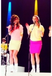 Glee 4x17 - Guilty Pleasures - WAM Girls
