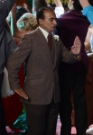 "GLEE: Principal Figgis (Iqbal Theba) dances at the prom in the ""Prom-asaurus"" episode of GLEE airing Tuesday, May 8 (8:00-9:00 PM ET/PT) on FOX. ©2012 Fox Broadcasting Co. Cr: Mike Yarish/FOX"