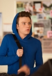 GLEE: Kurt (Chris Colfer) joins an extracurricular class in New York in the