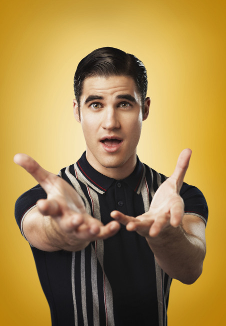 GLEE  Darren Criss As Blaine On The Season Four Of GLEE Premiering In