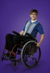 GLEE: Kevin McHale as Artie in the Season Four premiere of GLEE debuting on a new night and time Thursday, Sept. 13 (9:00-10:00 PM ET/PT) on FOX. ©2012 Fox Broadcasting Co. Cr: Tommy Garcia/FOX