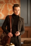"""GLEE: Kurt (Chris Colfer) begs for another chance to audition at NYADA in the """"Swan Song"""" episode of GLEE airing Thursday, Dec. 6 (9:00-10:00 PM ET/PT) on FOX. ©2012 Fox Broadcasting Co. CR: Eddy Chen/FOX"""