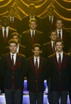 "GLEE: The Warblers perform in the ""Thanksgiving"" episode of GLEE airing Thursday, Nov. 29 (9:00-10:00 PM ET/PT) on FOX. ©2012 Fox Broadcasting Co. CR: Adam Rose/FOX"