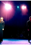 "Glee 4x17 - Guilty Pleasures -  Rachel and Brody sing ""CreeP'"