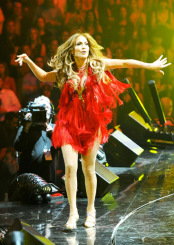 performs onstage at the iHeartRadio Music Festival held at the MGM Grand Garden Arena on September 24, 2011 in Las Vegas, Nevada.