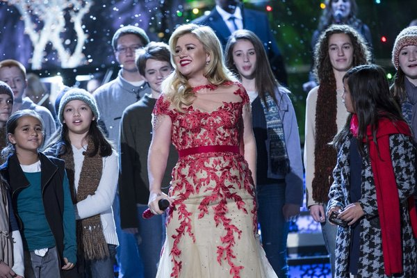 Image result for kelly clarkson cautionary christmas tale