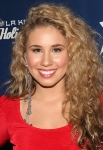 LOS ANGELES, CA - DECEMBER 02: Singer Haley Reinhart attends the 4th Annual Holiday Tree Lighting at L.A. LIVE on December 2, 2011 in Los Angeles, California. (Photo by Jesse Grant/WireImage) *** Local Caption *** Haley Reinhart;