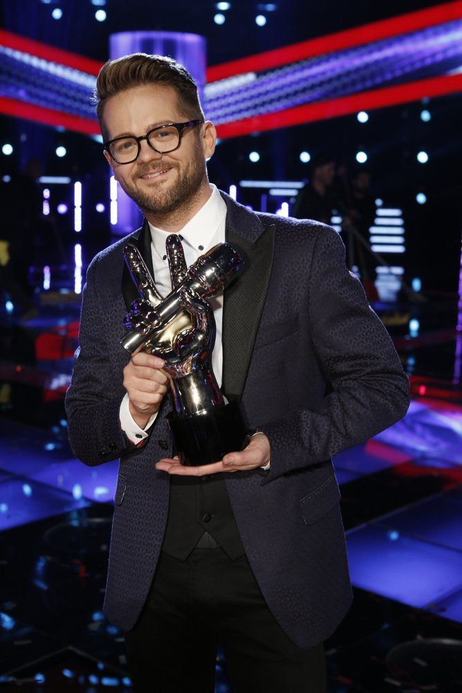The Voice Within The Cards: The Voice 6 Winner Is Josh Kaufman Of Team Usher