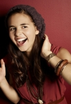 THE X FACTOR: TEENS: Carly Rose Sonenclar, 13. Hometown: Westchester, NY. CR: Jeff Lipsky / FOX
