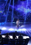 THE X FACTOR: Stacy Fisher performs on THE X FACTOR Wednesday, Nov. 16 (8:00-10:00PM ET/PT) on FOX. CR: Ray Mickshaw / FOX.