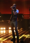 THE X FACTOR: LeRoy Bell performs on THE X FACTOR Wednesday, Nov. 16 (8:00-10:00PM ET/PT) on FOX. CR: Ray Mickshaw / FOX.
