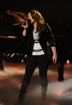 THE X FACTOR: Melanie Amaro performs on THE X FACTOR Wednesday, Nov. 16 (8:00-10:00PM ET/PT) on FOX. CR: Ray Mickshaw / FOX.