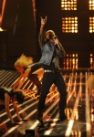 THE X FACTOR: Marcus Canty performs on THE X FACTOR Wednesday, Nov. 16 (8:00-10:00PM ET/PT) on FOX. CR: Ray Mickshaw / FOX.