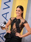 """THE 50th ANNUAL CMA AWARDS – """"The 50th Annual CMA Awards,"""" hosted by Brad Paisley and Carrie Underwood, broadcasts live from the Bridgestone Arena in Nashville, Wednesday, November 2 (8:00-11:00 p.m. EDT), on the ABC Television Network. (ABC/Image Group LA) CASSADEE POPE"""