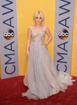 """THE 50th ANNUAL CMA AWARDS – """"The 50th Annual CMA Awards,"""" hosted by Brad Paisley and Carrie Underwood, broadcasts live from the Bridgestone Arena in Nashville, Wednesday, November 2 (8:00-11:00 p.m. EDT), on the ABC Television Network. (ABC/Image Group LA) RAELYNN"""