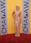 """THE 50th ANNUAL CMA AWARDS – """"The 50th Annual CMA Awards,"""" hosted by Brad Paisley and Carrie Underwood, broadcasts live from the Bridgestone Arena in Nashville, Wednesday, November 2 (8:00-11:00 p.m. EDT), on the ABC Television Network. (ABC/Image Group LA) MEGHAN LINSEY"""