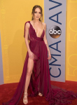 """THE 50th ANNUAL CMA AWARDS – """"The 50th Annual CMA Awards,"""" hosted by Brad Paisley and Carrie Underwood, broadcasts live from the Bridgestone Arena in Nashville, Wednesday, November 2 (8:00-11:00 p.m. EDT), on the ABC Television Network. (ABC/Image Group LA) DANIELLE BRADBERY"""