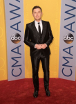 """THE 50th ANNUAL CMA AWARDS – """"The 50th Annual CMA Awards,"""" hosted by Brad Paisley and Carrie Underwood, broadcasts live from the Bridgestone Arena in Nashville, Wednesday, November 2 (8:00-11:00 p.m. EDT), on the ABC Television Network. (ABC/Image Group LA) SCOTTY MCCREERY"""