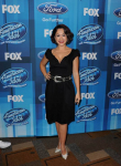 AMERICAN IDOL: Diana DeGarmo arrives for the AMERICAN IDOL Finale airing Thursday, April 7 (8:00-10:06 PM ET Live/PT tape-delayed) on FOX. © 2016 FOX Broadcasting Co. Cr: Scott Kirkland/FOX
